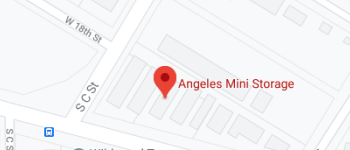 Angeles & Bayview Mini Storage Map and Directions